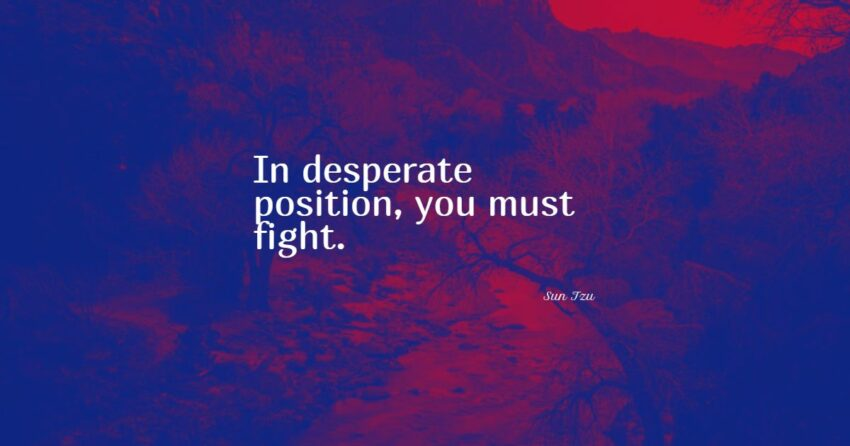 desperate quotes