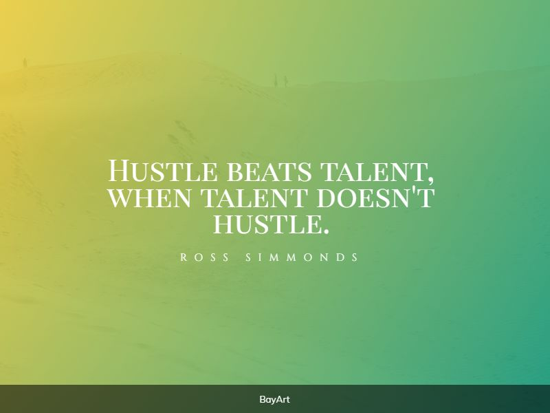 empowering hustle quotes