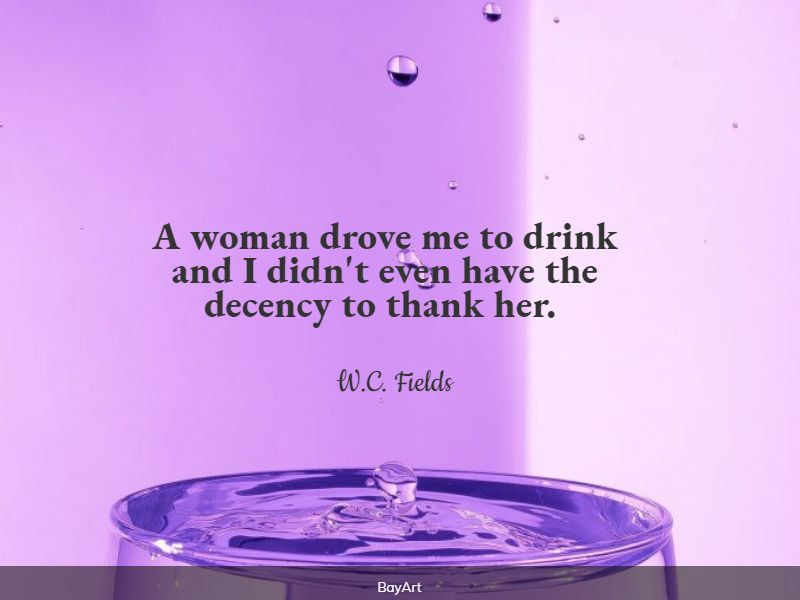 funniest drinking quotes