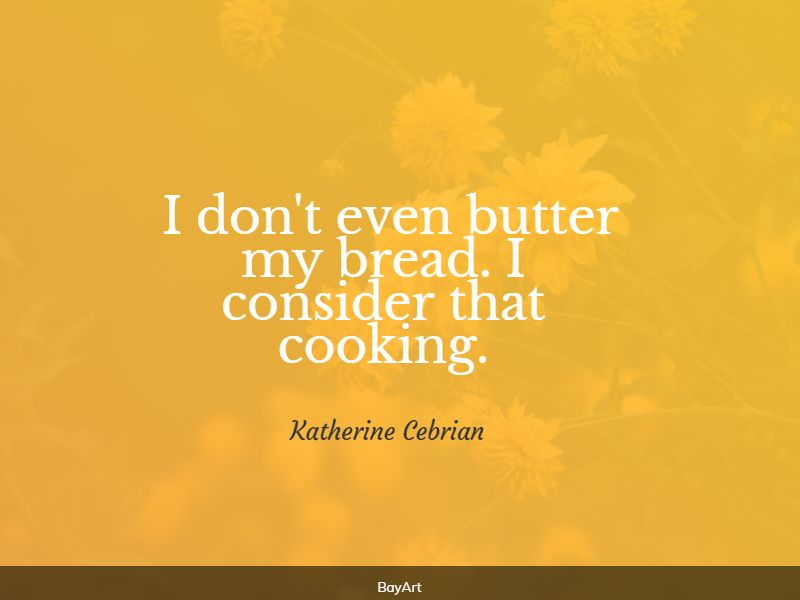 funniest kitchen quotes