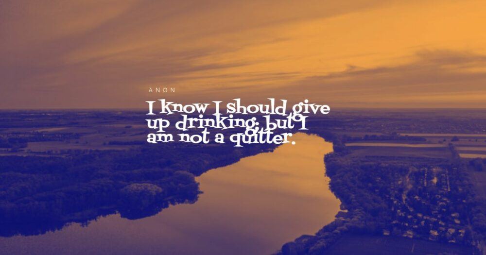 funny drinking quotes