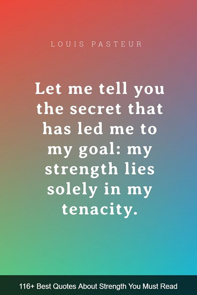 most encouraging strength quotes and sayings