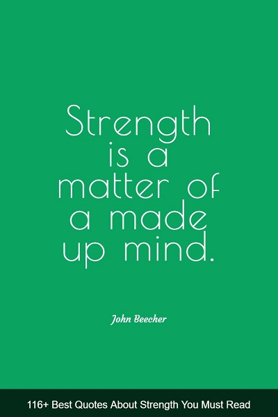 most motivating strength quotes and sayings