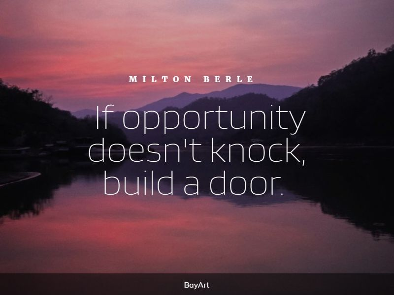 popular opportunity quotes