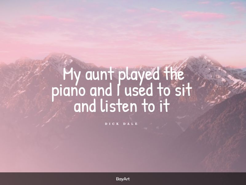 powerful aunt quotes