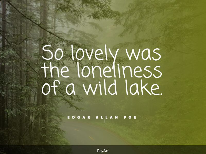 powerful lake quotes