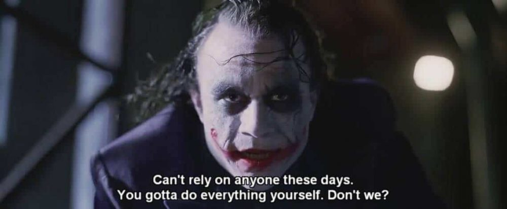 quotes from Joker