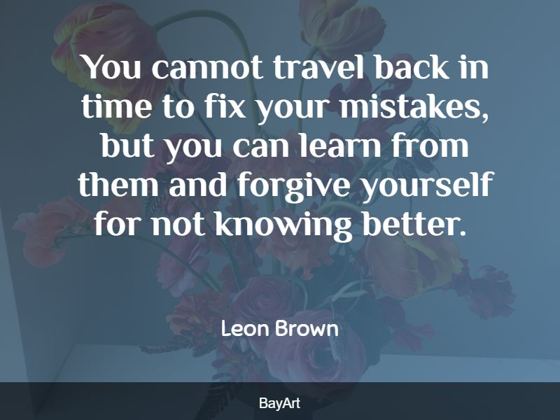 top forgive yourself quotes