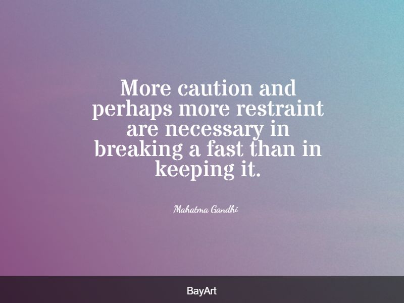 best fasting quotes