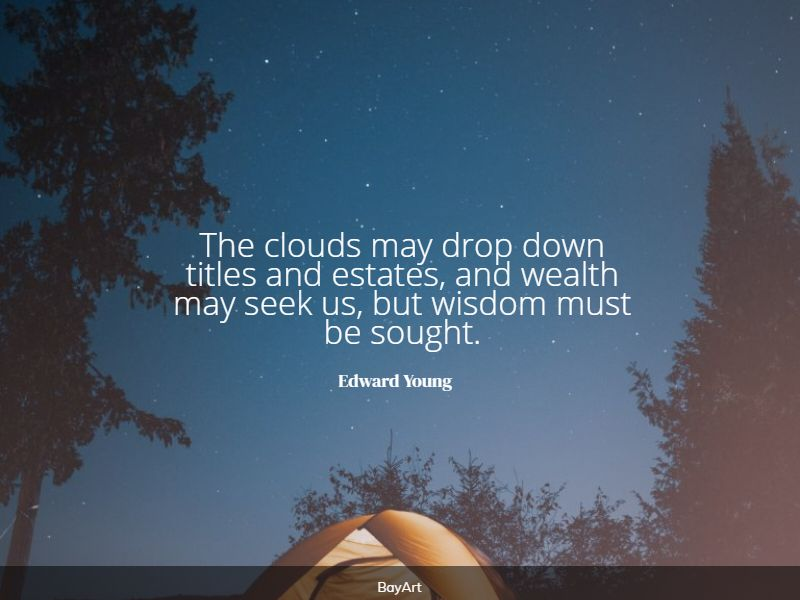 encouraging clouds quotes