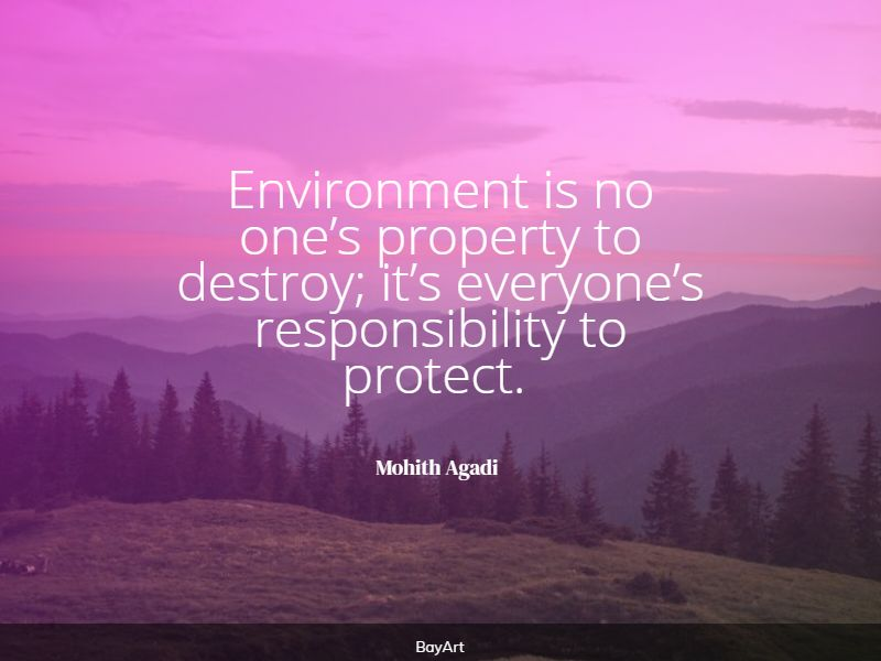 famous environment quotes