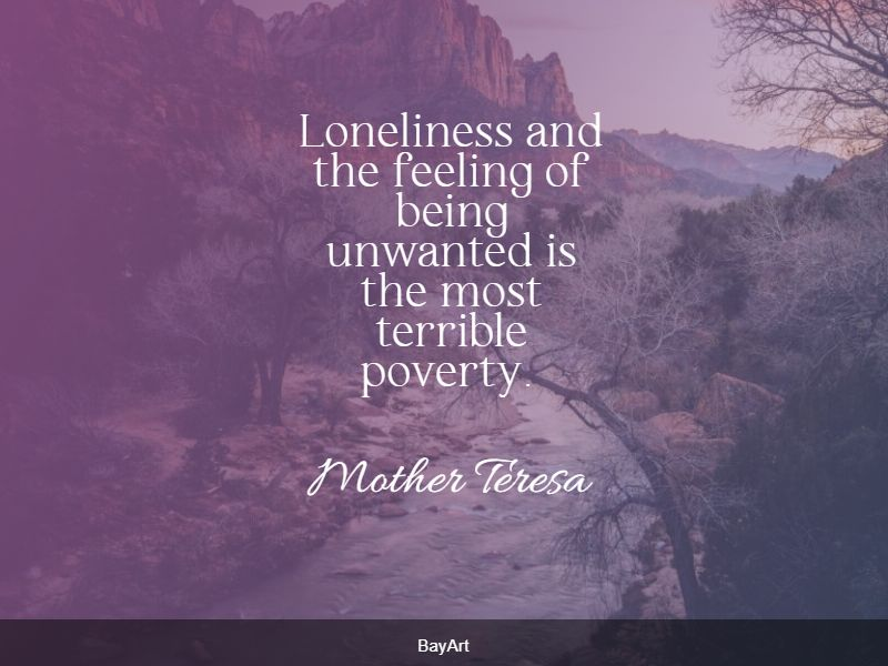 famous feeling unwanted quotes
