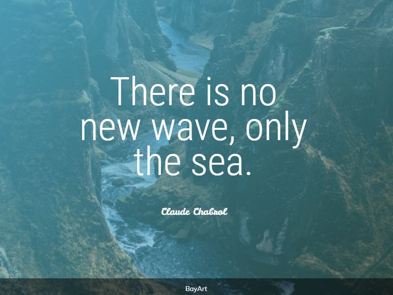 famous sea quotes