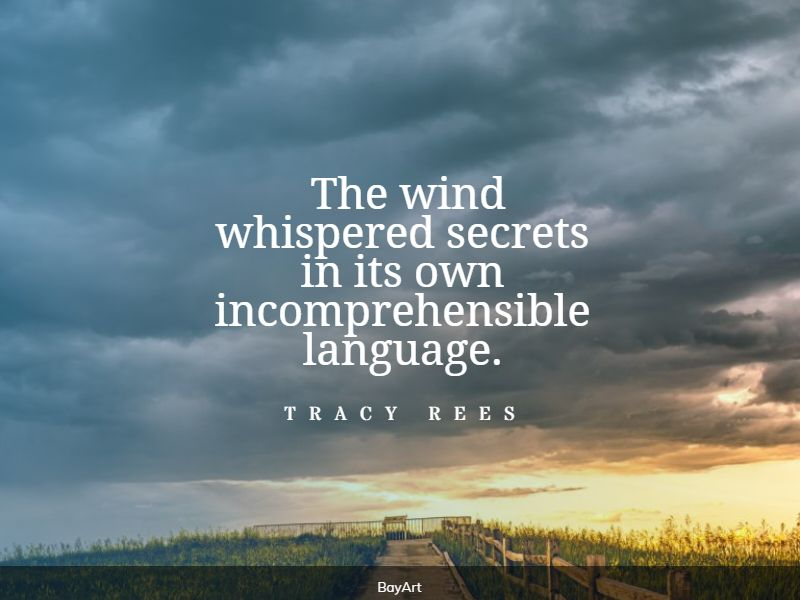famous wind quotes