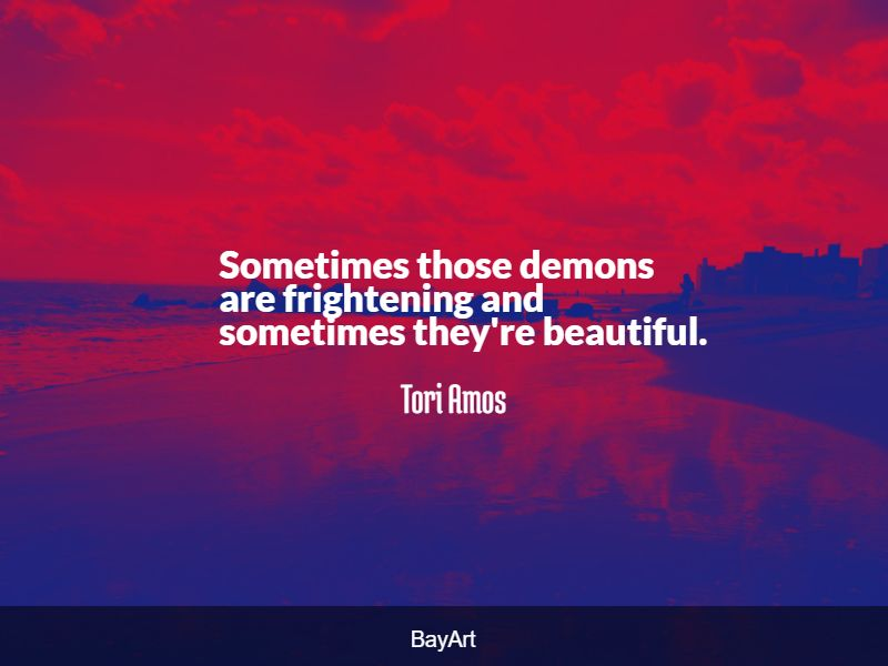 inspirational demon quotes