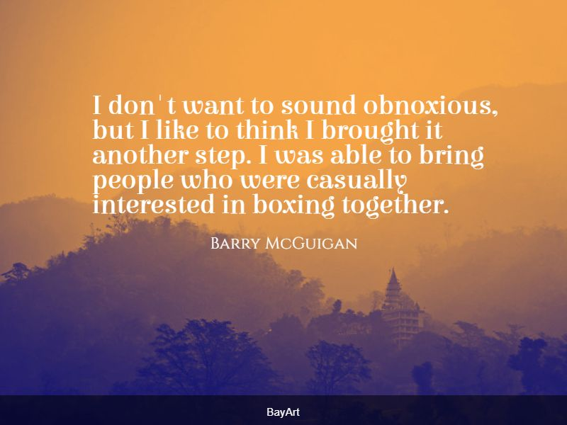 powerful boxing quotes