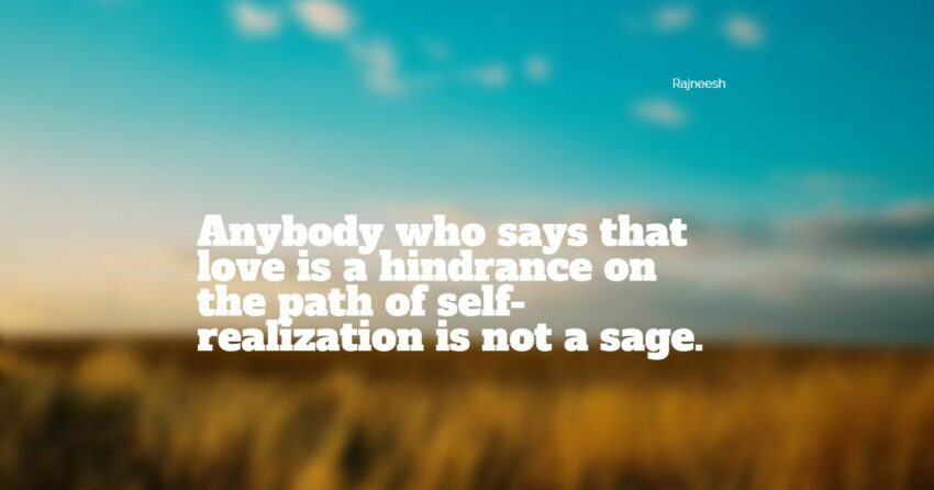 self realization quotes