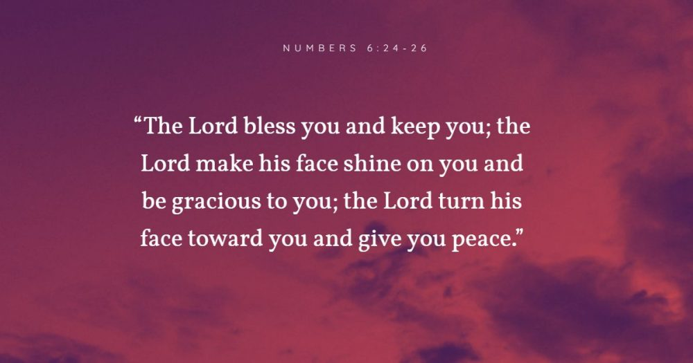 Bible verses and scripture quotes about blessings