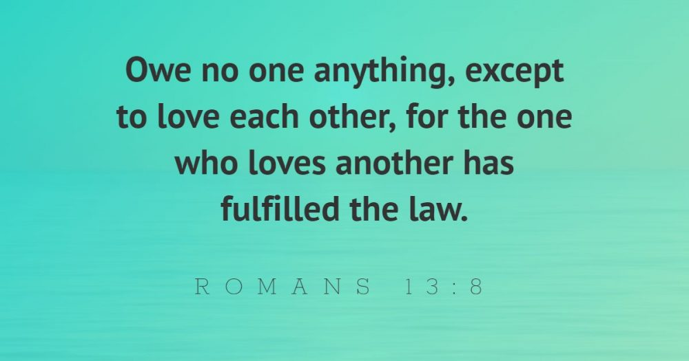 Scripture quotes about relationships