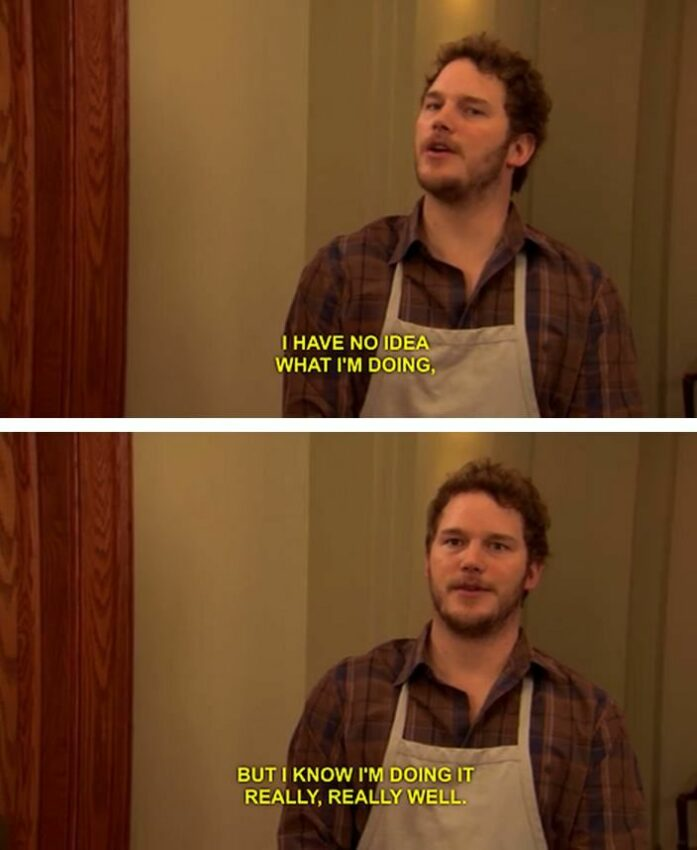 best Andy Dwyer quotes