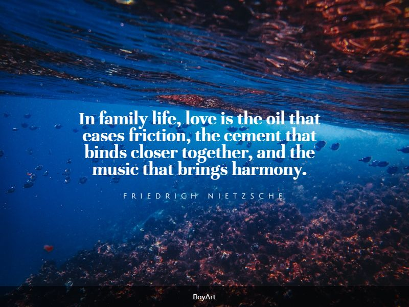 cute family first quotes