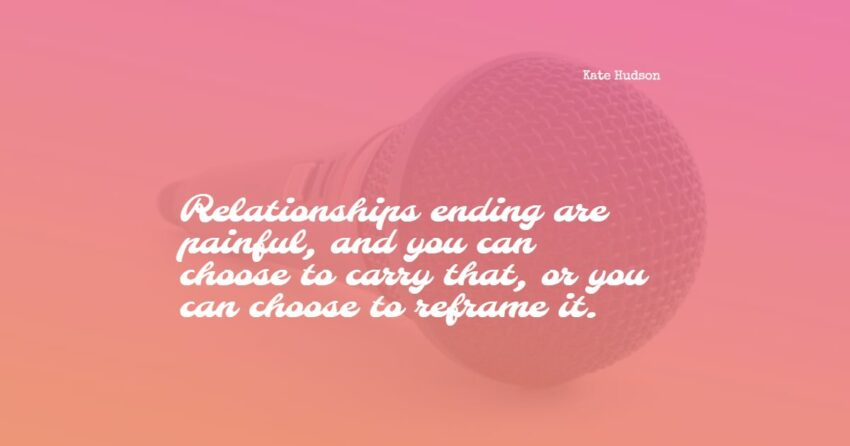 ending relationship quotes