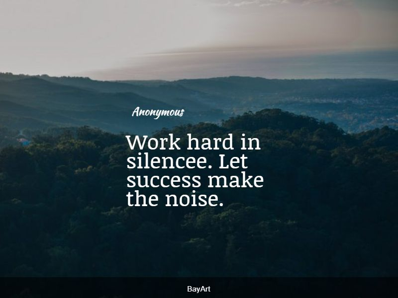 inspirational promotion quotes