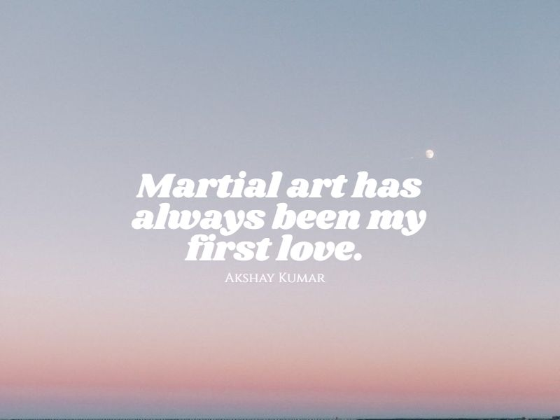 inspiring martial arts quotes