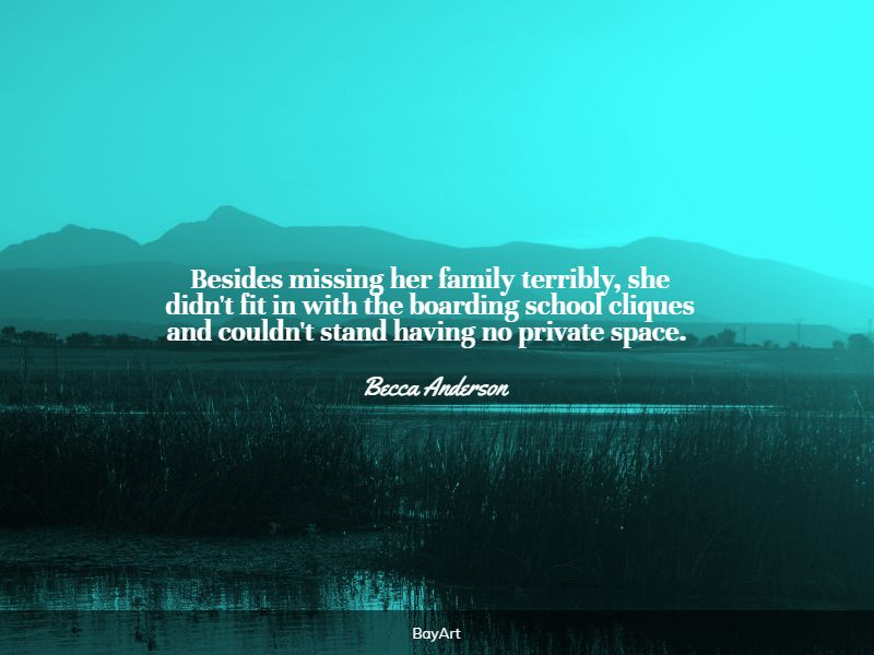 inspiring missing family quotes