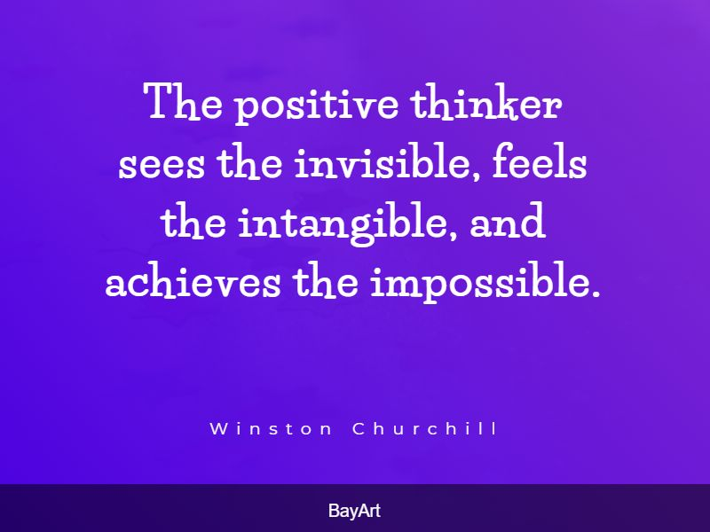 inspiring quotes about staying positive
