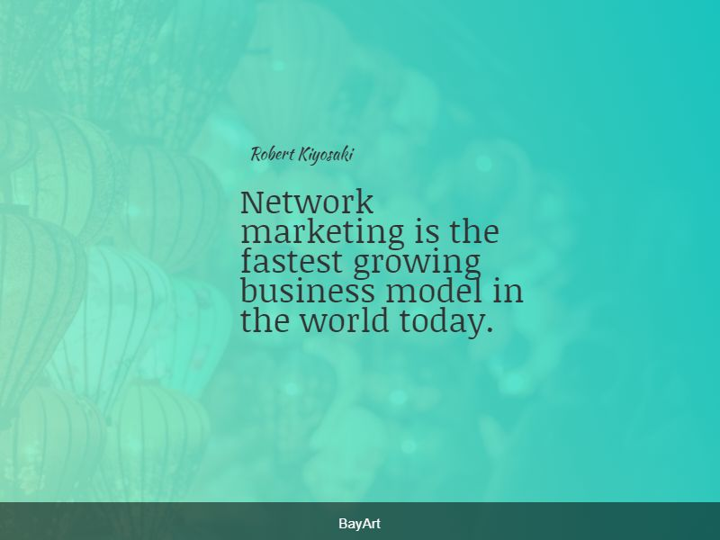motivating network marketing quotes