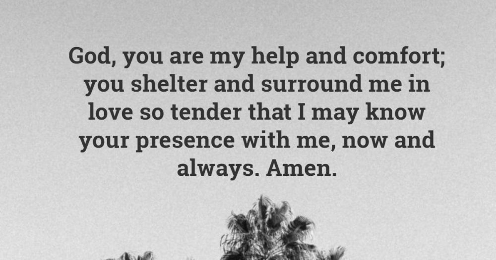 prayers for courage