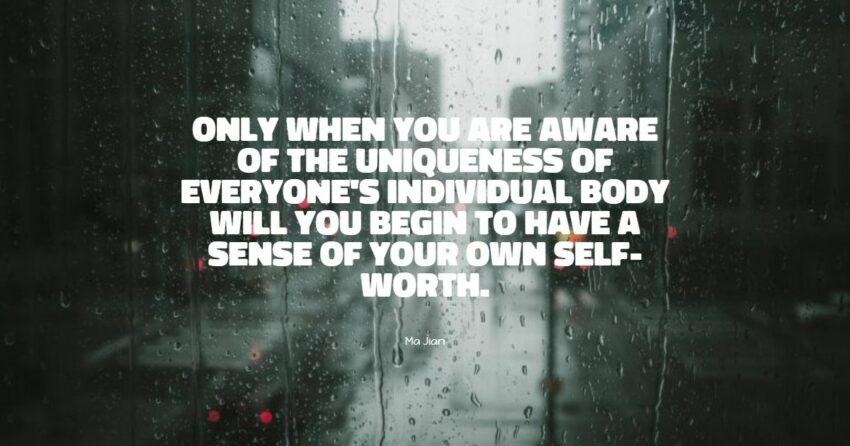 self worth quotes