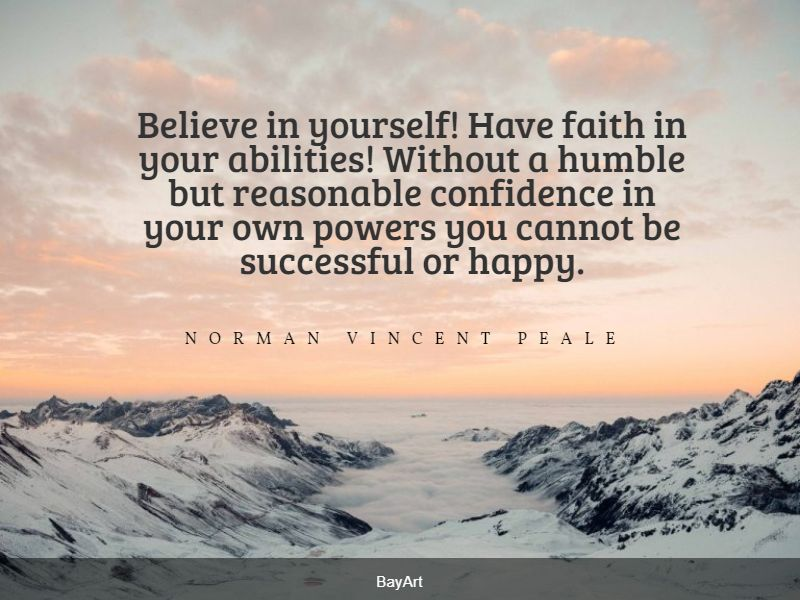 uplifting self doubt quotes