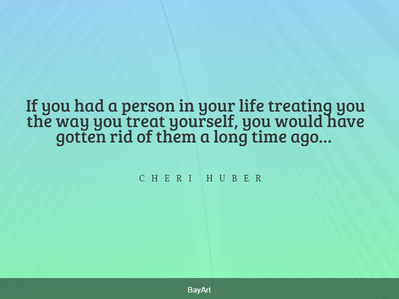 uplifting self hate quotes