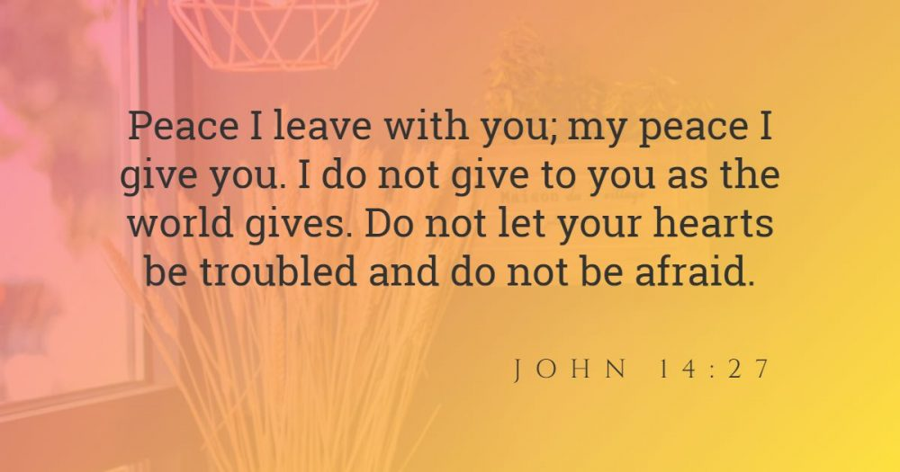 Bible verses about worry