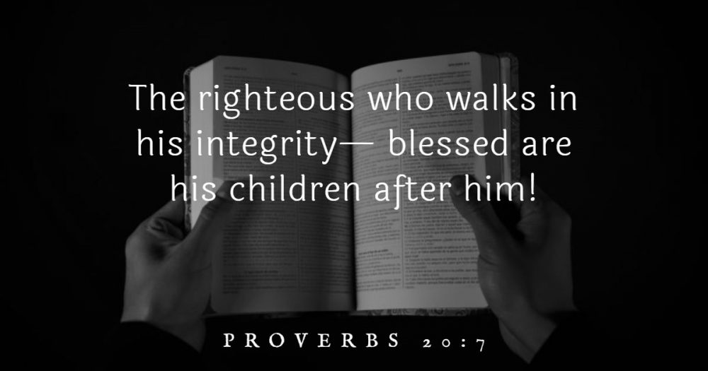Bible verses and scripture quotes about fathers