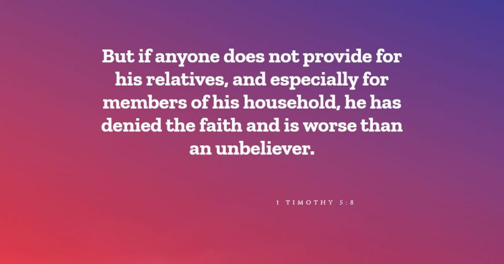 Bible verses and scripture quotes on family