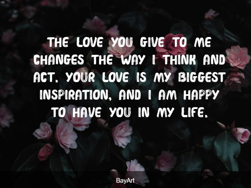 sweet deep love messages for him