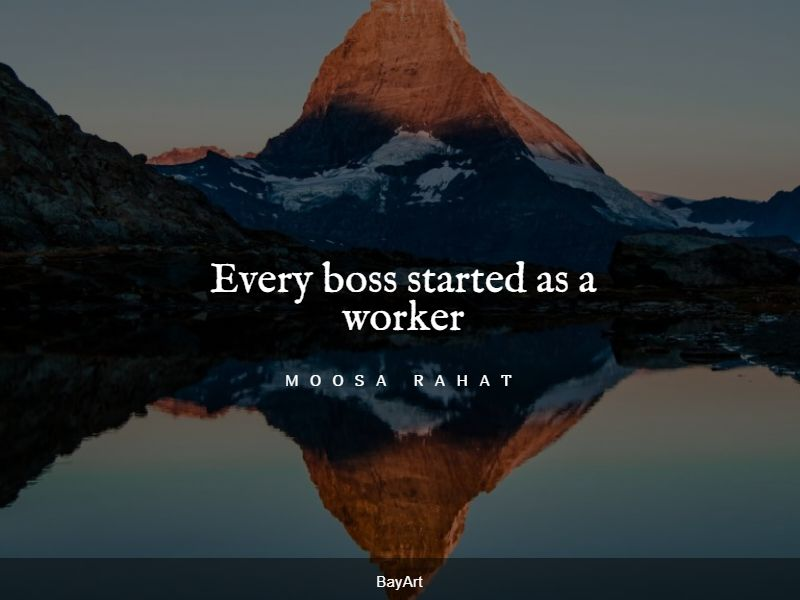 famous boss quotes
