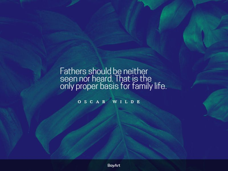 beautiful absent father quotes