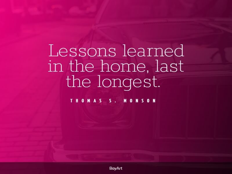 encouraging lesson learned quotes