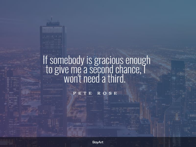 greatest second chance quotes